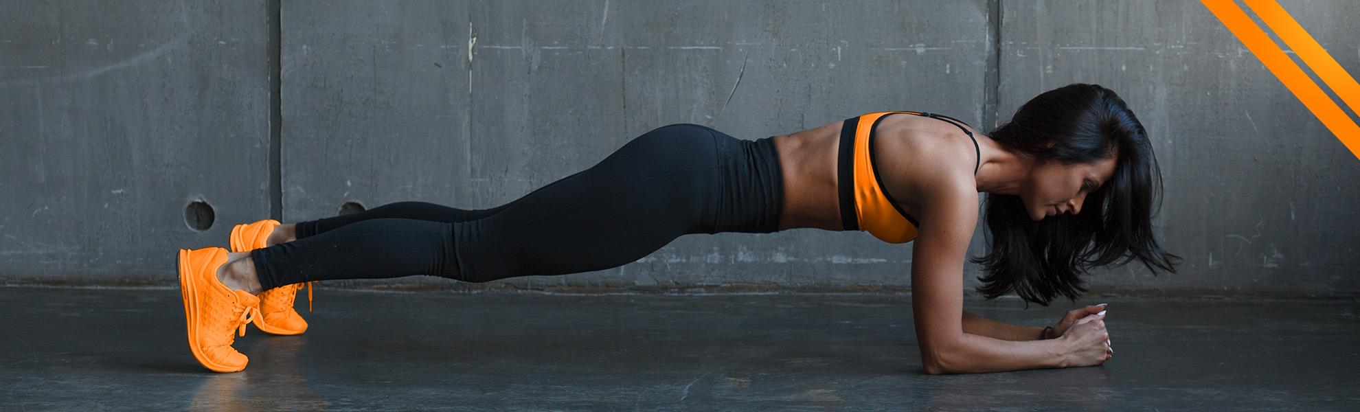 Personal Training Plank