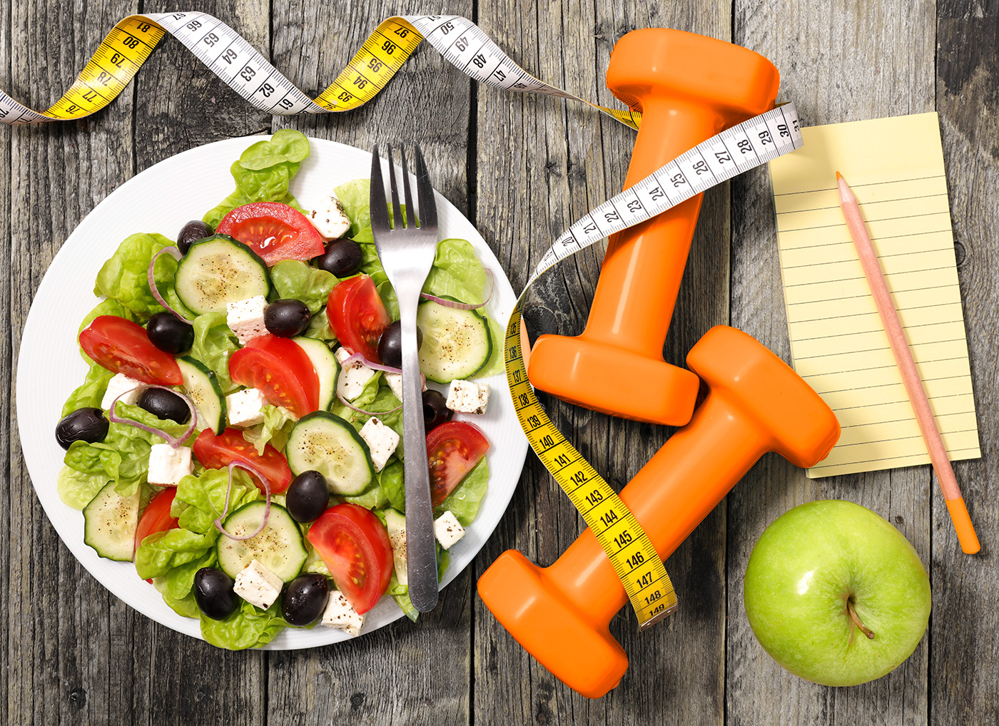 Weight Loss Diet and Exercise