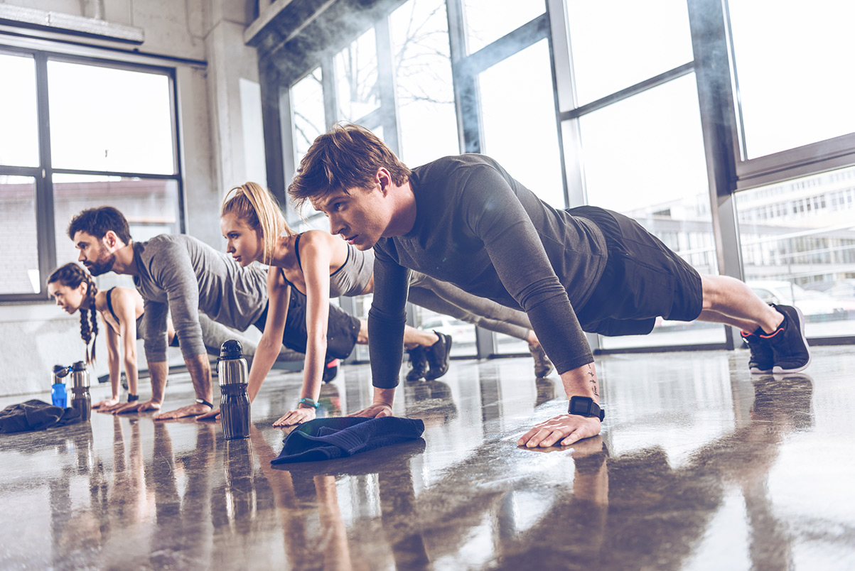 Fitness Classes Builders
