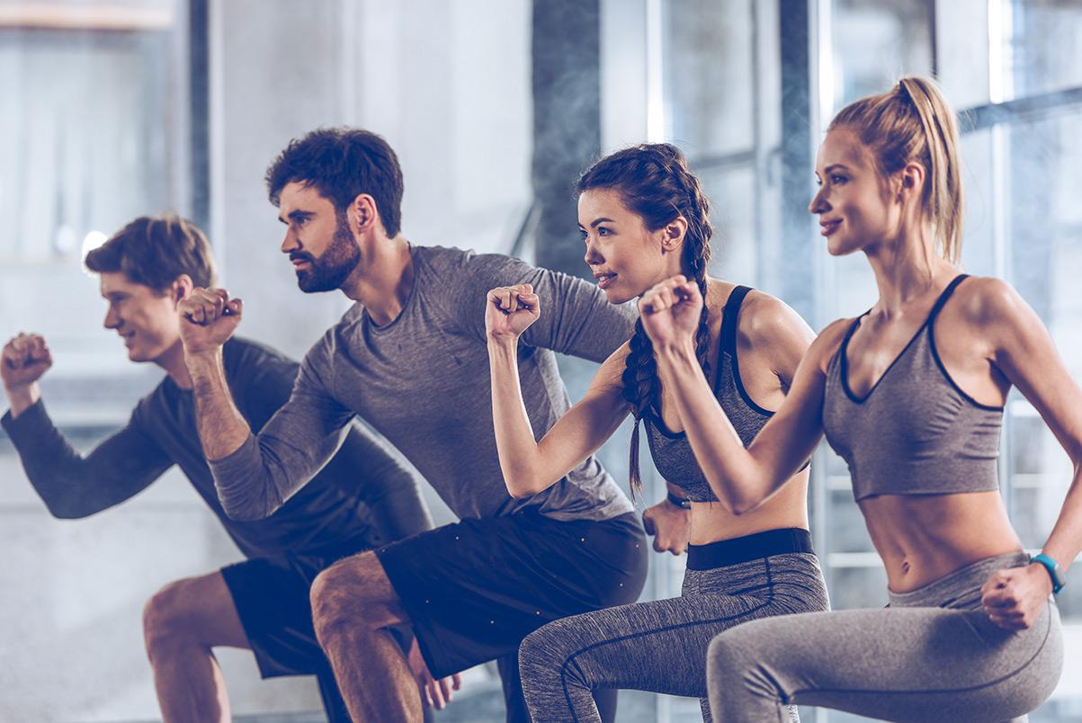 Fitness Classes Heart Raiser