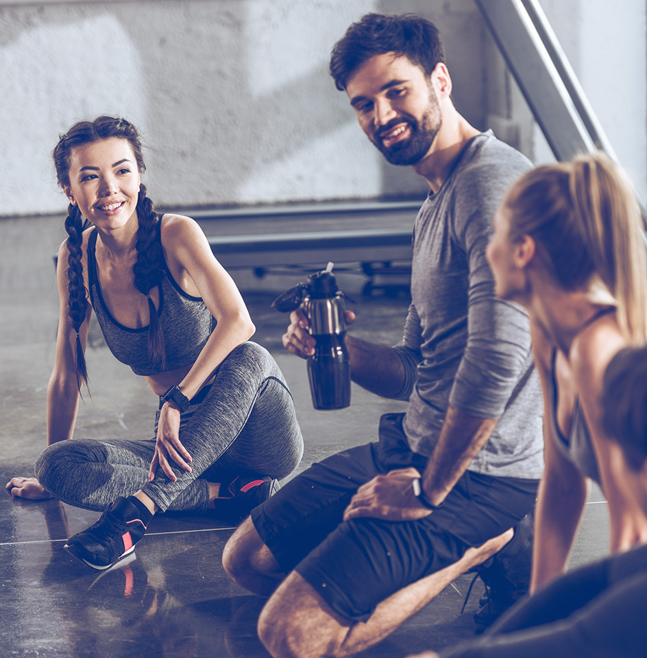 Fitness Classes Social