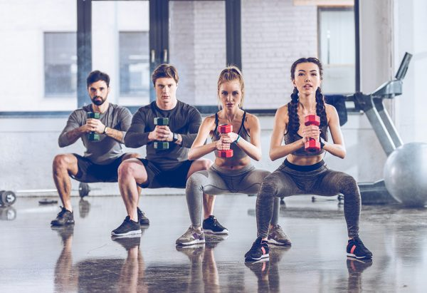 Fitness Classes Activation