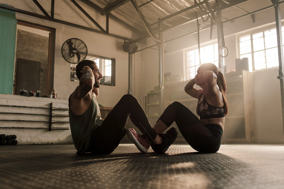 Personal Training Cool Down